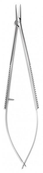 Micro-Nadelhalter, ohne Arretierung, 16 cm
