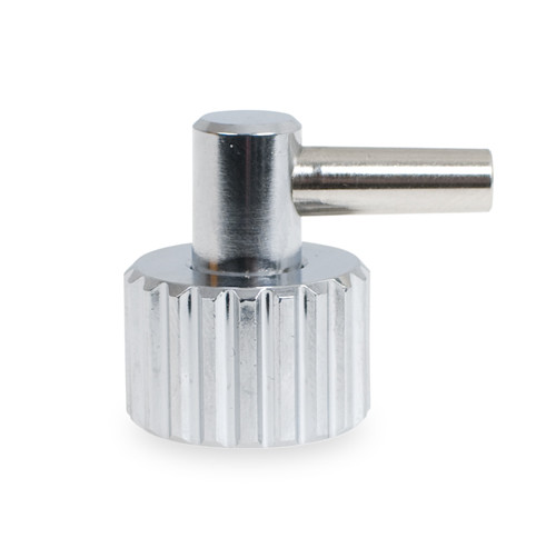 "Winkelanschlusstülle, abgewinkelt um 90°, 9/16"", Ø 6 mm"