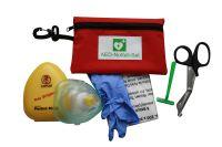 AED-Notfall-Set, für Ersthelfer